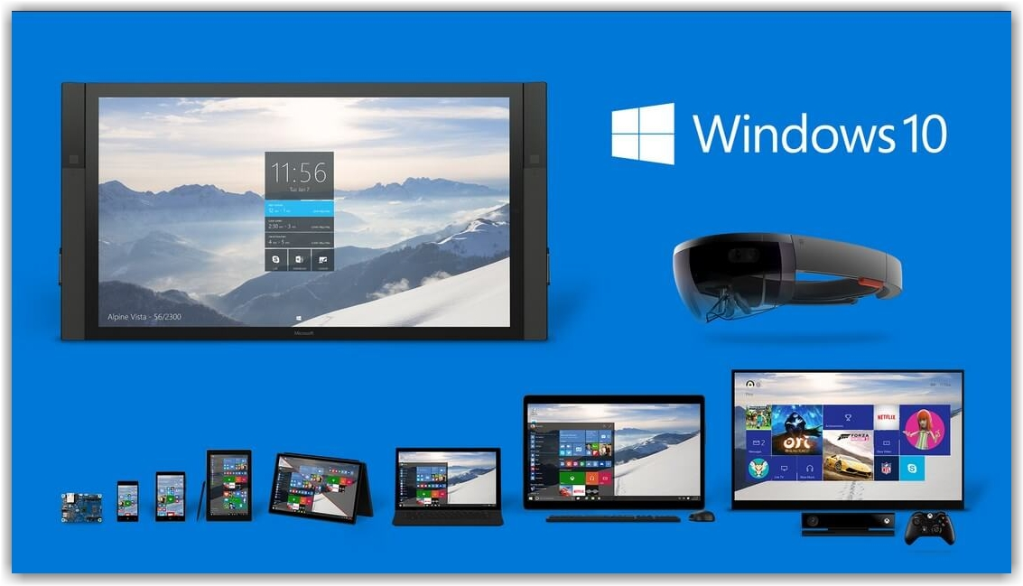фото Windows 10