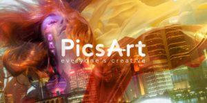 PicsArt — проявите творческий подход и обменивайтесь фото