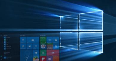 Новое меню пуск в Windows 10