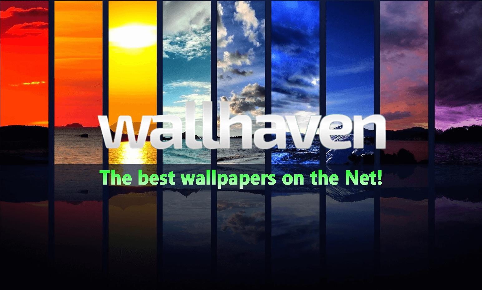 Wallhaven — приложение с внушительной коллекцией обоев
