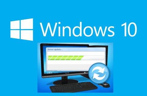обновление драйверов Windows 10
