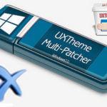 Логотип патча Uxtheme Multi-Patcher