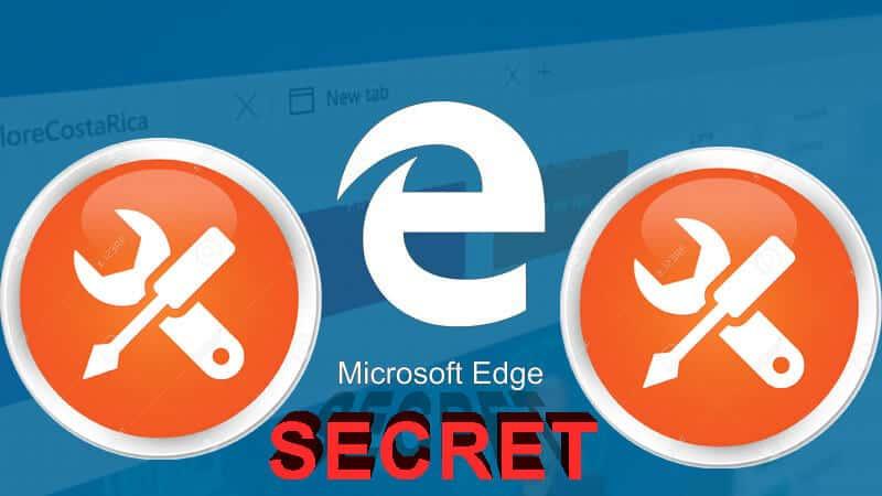 Как получить доступ к скрытым настройкам Microsoft Edge?