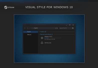 тема «Steam VS»