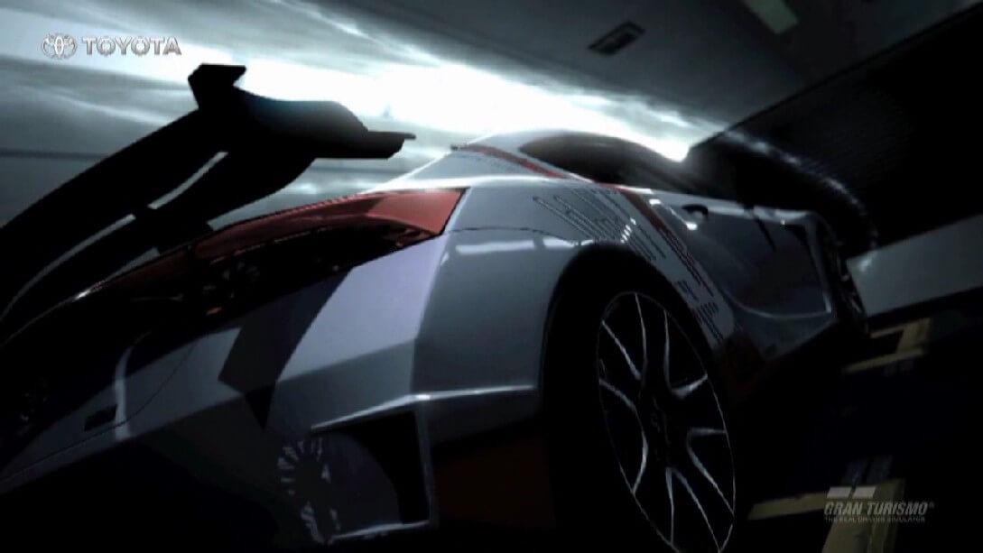 видео-обои «Grand Turismo 5»