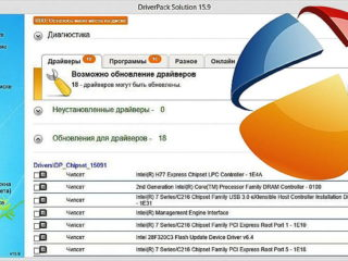 Доступная установка драйверов на Windows 10 — DriverPack Solution