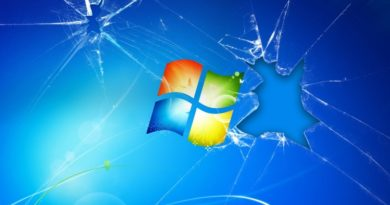 обои Cracked Screen для Windows 10