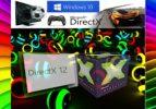 Microsoft DirectX на Windows 10 и его обновление до последней версии