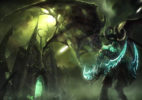 видео-обои «World of Warcraft – Illidan»