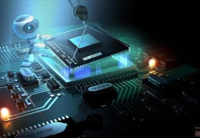 видео-обои «Установка процессора»