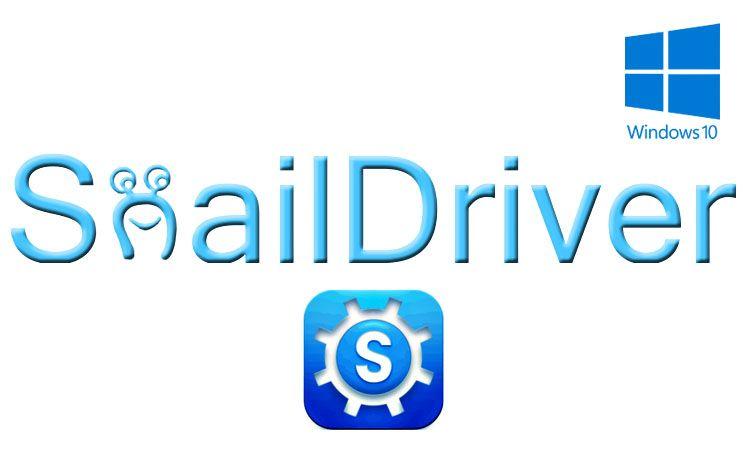 SnailDriver — доступное обновление драйверов устройств