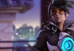 видео-обои «Overwatch Tracer»