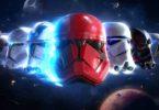 видео-обои «STAR WARS-BATTLEFRONT II»