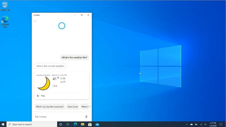 Windows 10 обновление 2020 — обзор официальной демо версии 2004