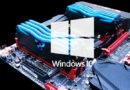 Объем памяти и места на диске необходимого для установки Windows 10